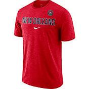 Nike Men's New Orleans Pelicans Dri-FIT Facility T-Shirt