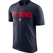 Nike Men's Detroit Pistons Dri-FIT Practice T-Shirt