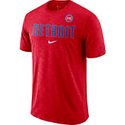 Nike Men's Detroit Pistons Dri-FIT Facility T-Shirt