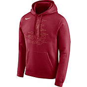 Nike Men's Houston Rockets Dri-FIT City Edition Pullover Hoodie