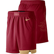 Nike Men's Houston Rockets Dri-FIT City Edition Swingman Shorts