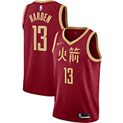 Nike Men's Houston Rockets James Harden Dri-FIT City Edition Swingman Jersey