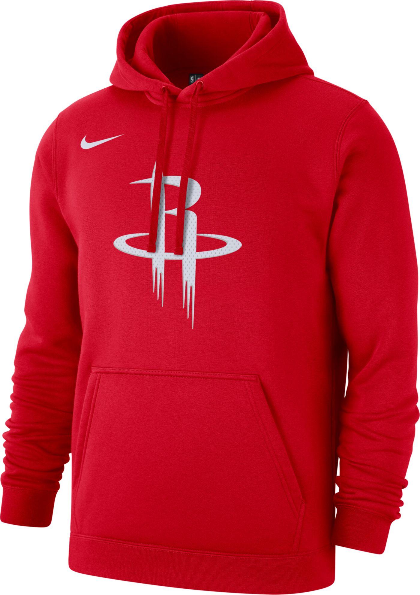 Nike Men's Houston Rockets Pullover Hoodie
