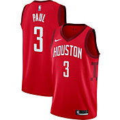 Nike Men's Houston Rockets Chris Paul Dri-FIT Earned Edition Swingman Jersey