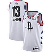 Jordan Men's 2019 NBA All-Star Game James Harden White Dri-FIT Swingman Jersey