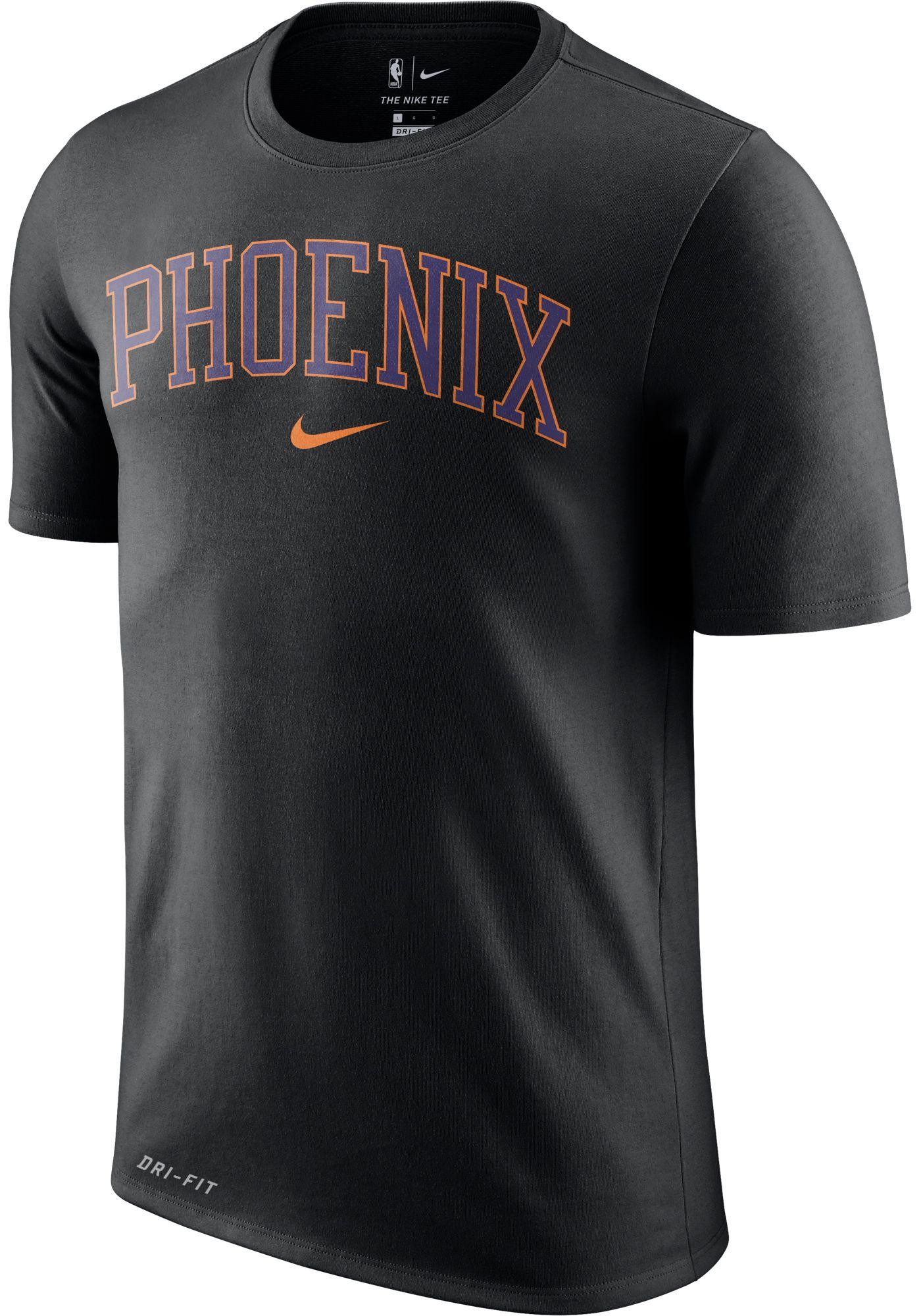 Nike Men's Phoenix Suns Dri-FIT City T-Shirt
