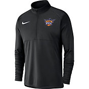 Nike Men's Phoenix Suns Dri-FIT Element Half-Zip Pullover