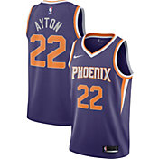 Nike Men's Phoenix Suns DeAndre Ayton #22 Purple Dri-FIT Swingman Jersey