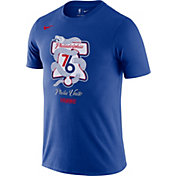 "Nike Men's Philadelphia 76ers 2018 Playoffs ""Phila Unite"" Dri-FIT T-Shirt"