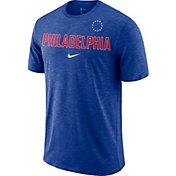 Nike Men's Philadelphia 76ers Dri-FIT Facility T-Shirt