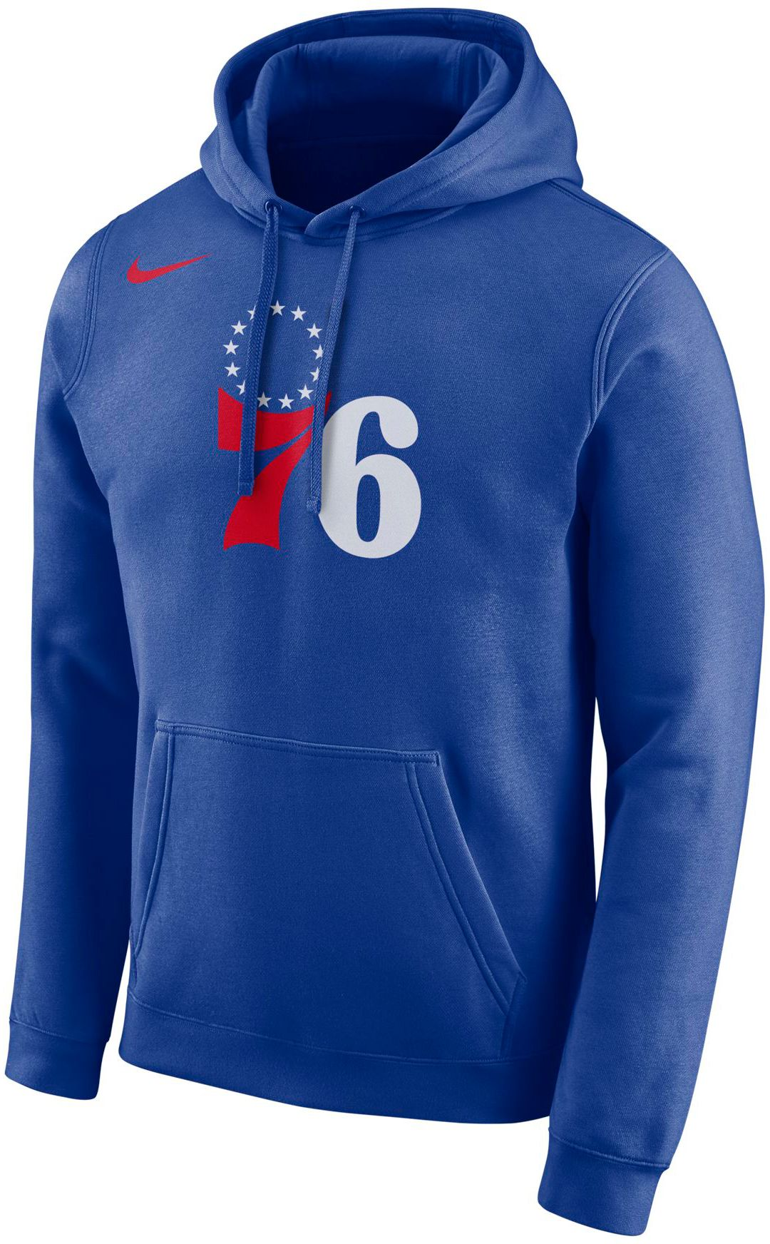 sports shoes d9858 eb96e Nike Men's Philadelphia 76ers Pullover Hoodie