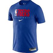 Nike Men's Philadelphia 76ers Dri-FIT Practice T-Shirt