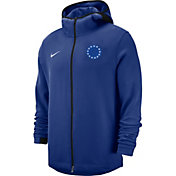 Nike Men's Philadelphia 76ers On-Court Dri-FIT Showtime Full-Zip Hoodie