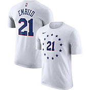 Nike Men's Philadelphia 76ers Joel Embiid Dri-FIT Earned Edition T-Shirt