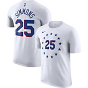 Nike Men's Philadelphia 76ers Ben Simmons Dri-FIT Earned Edition T-Shirt
