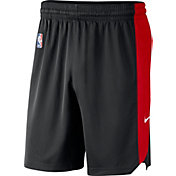 Nike Men's Portland Trail Blazers Dri-FIT Practice Shorts