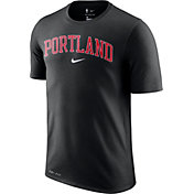 Nike Men's Portland Trail Blazers Dri-FIT City T-Shirt