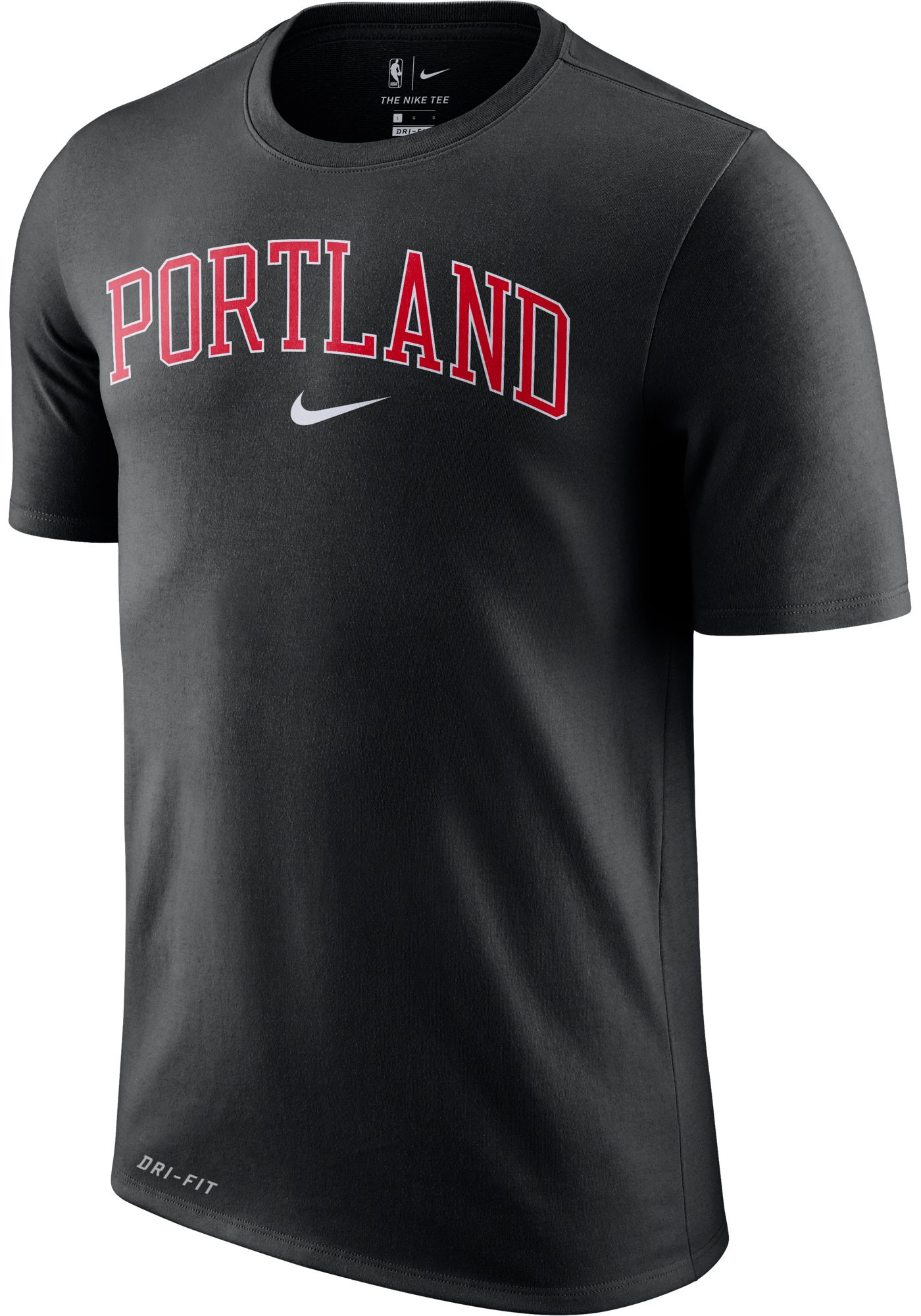 Nike Men's Portland Trail Blazers Dri-FIT City T-Shirt