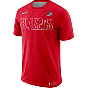 Nike Men's Portland Trail Blazers Dri-FIT Facility T-Shirt