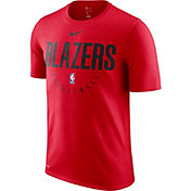 Nike Men's Portland Trail Blazers Dri-FIT Practice T-Shirt