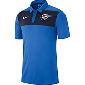 Nike Men's Oklahoma City Thunder Dri-FIT Statement Polo