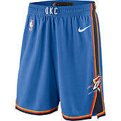 Nike Men's Oklahoma City Thunder Dri-FIT Swingman Shorts