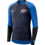 7a6f5e676f1 Nike Men s Oklahoma City Thunder Dri-FIT Long Sleeve Shirt