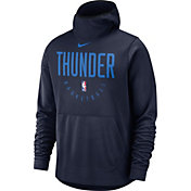 Nike Men's Oklahoma City Thunder On-Court Pullover Hoodie
