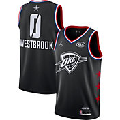 92f0a4f9b4a Product Image · Jordan Men's 2019 NBA All-Star Game Russell Westbrook Black  Dri-FIT Swingman Jersey