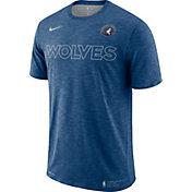 Nike Men's Minnesota Timberwolves Dri-FIT Facility T-Shirt