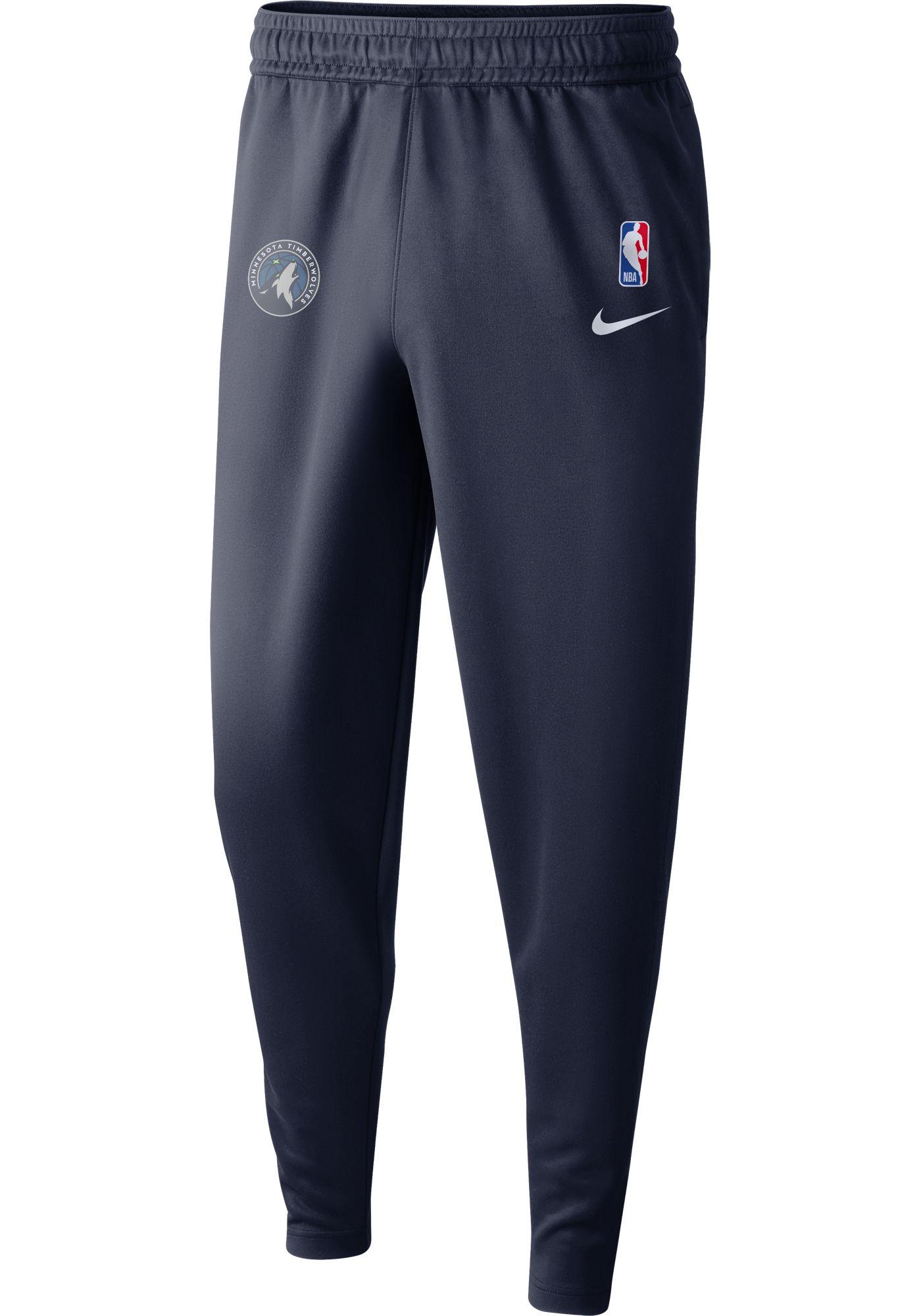 Nike Men's Minnesota Timberwolves Dri-FIT Spotlight Pants