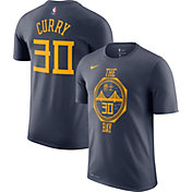 Nike Men's Golden State Warriors Stephen Curry Dri-FIT City Edition T-Shirt