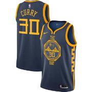 a899c512c54 Nike Men s Golden State Warriors Stephen Curry Dri-FIT City Edition  Swingman Jersey