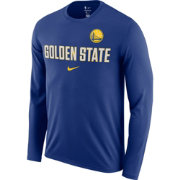 Nike Men's Golden State Warriors Dri-FIT Facility Long Sleeve Shirt