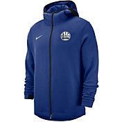 Nike Men's Golden State Warriors On-Court Dri-FIT Showtime Full-Zip Hoodie