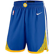 Nike Men's Golden State Warriors Dri-FIT Swingman Shorts