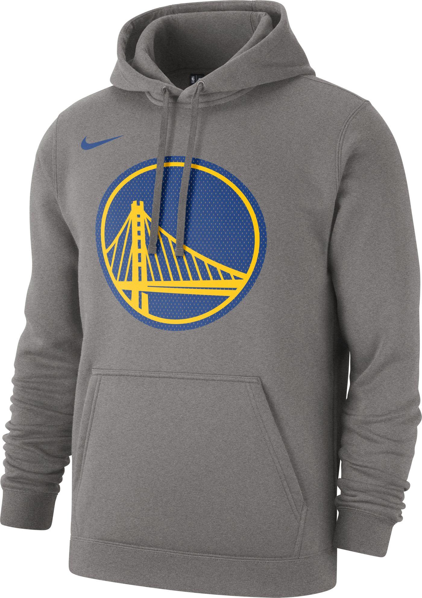 Nike Men's Golden State Warriors Pullover Hoodie