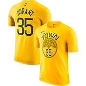 Nike Men's Golden State Warriors Kevin Durant Dri-FIT Earned Edition T-Shirt