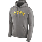Nike Men's Golden State Warriors Earned Edition Pullover Hoodie