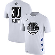 Jordan Men's 2019 NBA All-Star Game Steph Curry Dri-FIT White T-Shirt