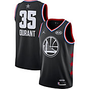 Jordan Men's 2019 NBA All-Star Game Kevin Durant Black Dri-FIT Swingman Jersey