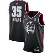 55732e6c3 Jordan Men s 2019 NBA All-Star Game Kevin Durant Black Dri-FIT Swingman  Jersey