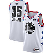 Jordan Men's 2019 NBA All-Star Game Kevin Durant White Dri-FIT Swingman Jersey