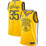 Nike Men's Golden State Warriors Kevin Durant Dri-FIT Earned Edition Swingman Jersey