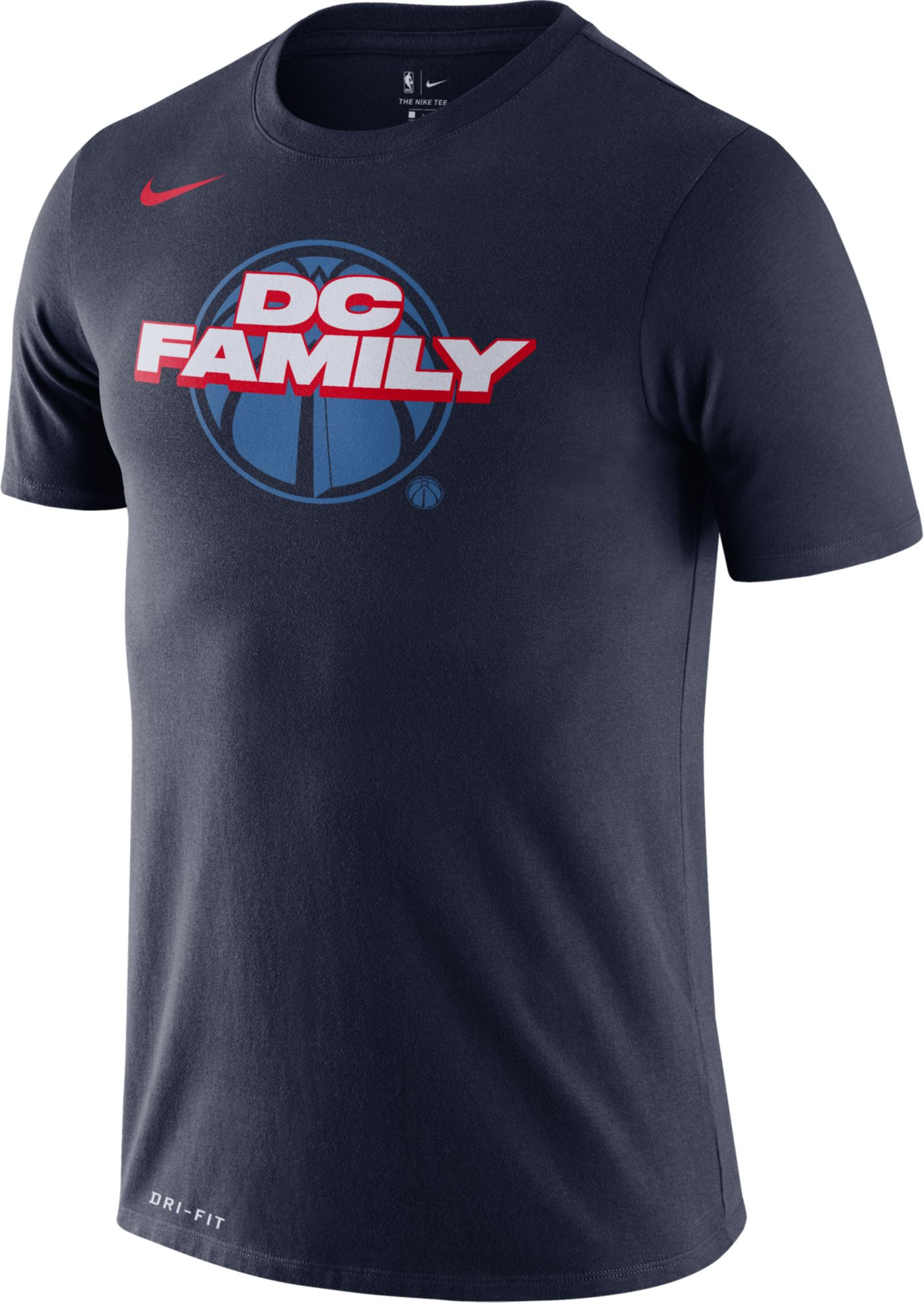 Nike Men's Washington Wizards Dri-FIT Mantra T-Shirt