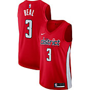 Nike Men's Washington Wizards Bradley Beal Dri-FIT Earned Edition Swingman Jersey