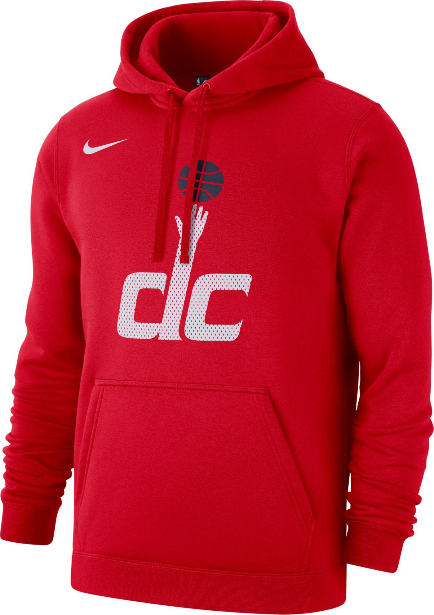 Nike Men's Washington Wizards Pullover Hoodie