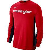 Nike Men's Washington Wizards Dri-FIT Long Sleeve Shooting  Shirt