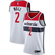 Nike Men's Washington Wizards John Wall #2 White Dri-FIT Swingman Jersey