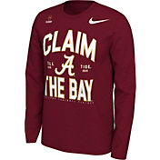 Nike Men's Alabama Crimson Tide 2018-19 College Football Playoff Semifinal Bound Long Sleeve Tee